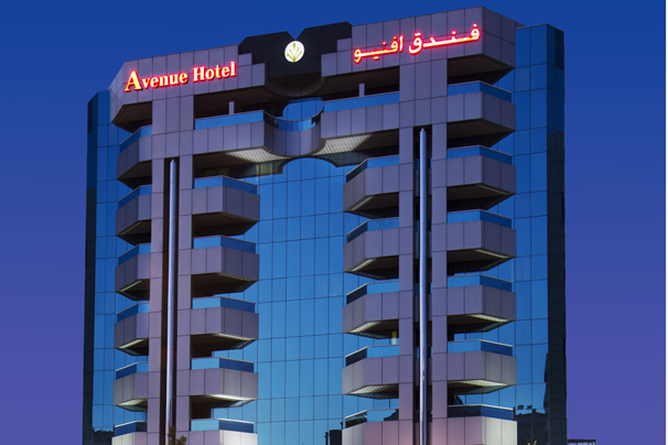 Avenue Hotel Dubai - Rooms